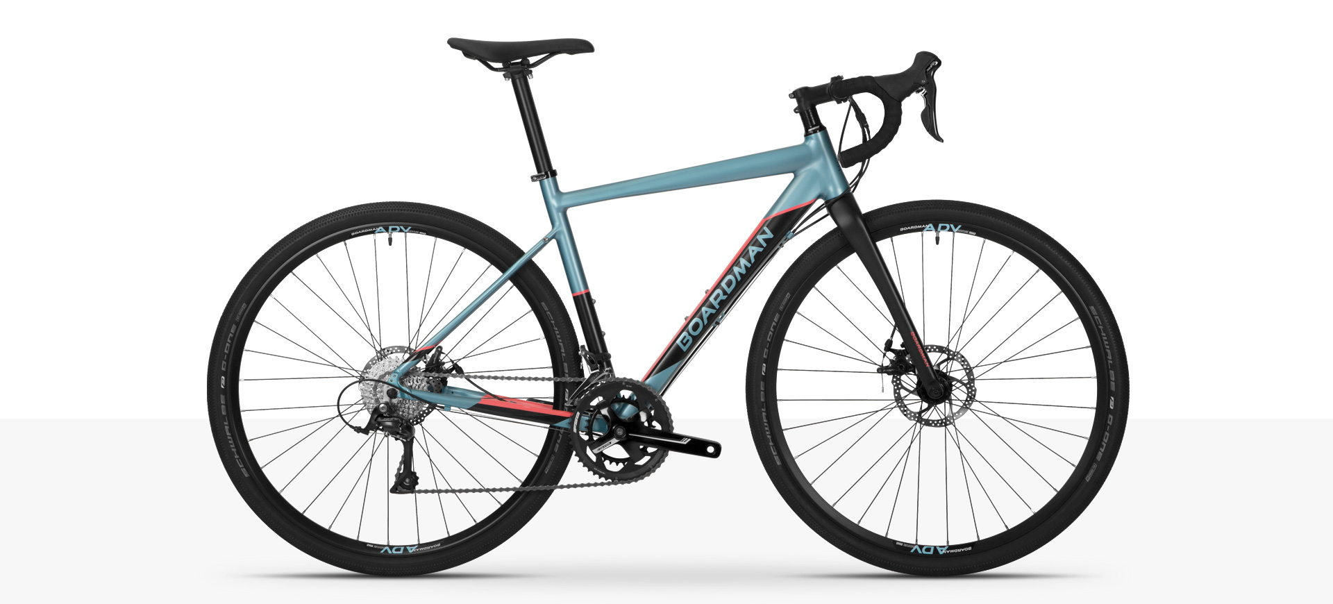Boardman ADV 8.8 Women's Adventure Bike in Teal
