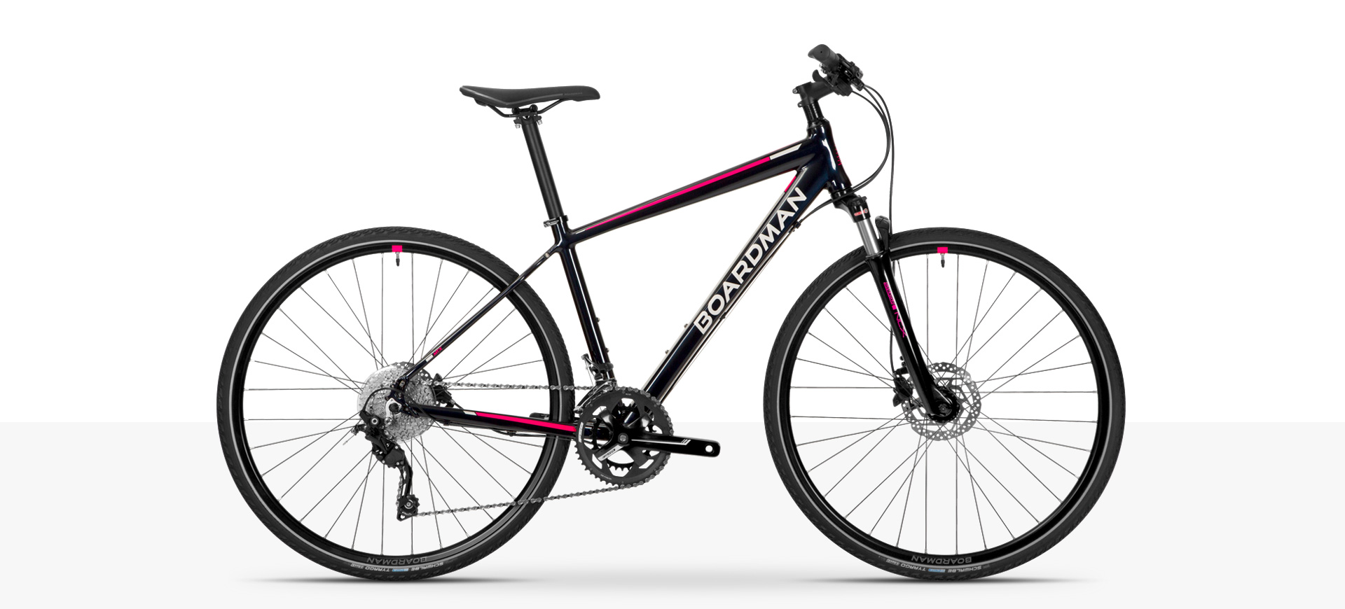 Boardman MTX 8.8 Womens Hybrid Bike