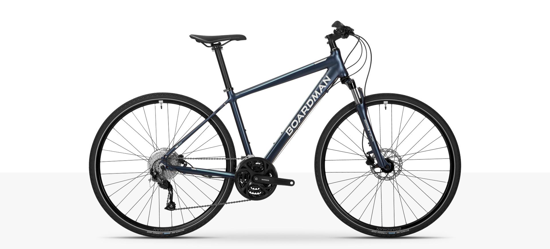 Boardman MTX 8 6 - Women's Hybrid Bike | Boardman Bikes