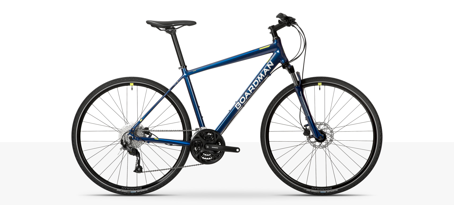Boardman MTX 8.6 Mountain Bike in Blue