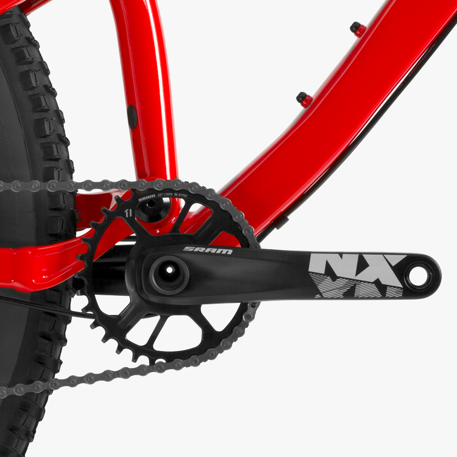 Boardman MTR 8.9 Mountain Bike - Close-up of Groupset
