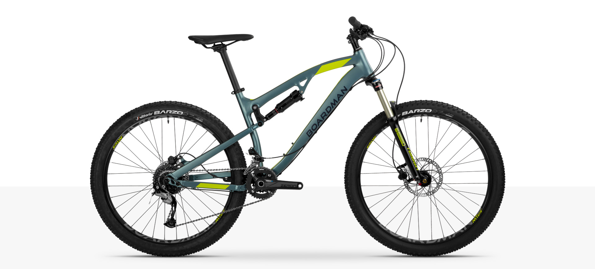 Boardman MTR 8.6 Mountain Bike in Slate Grey