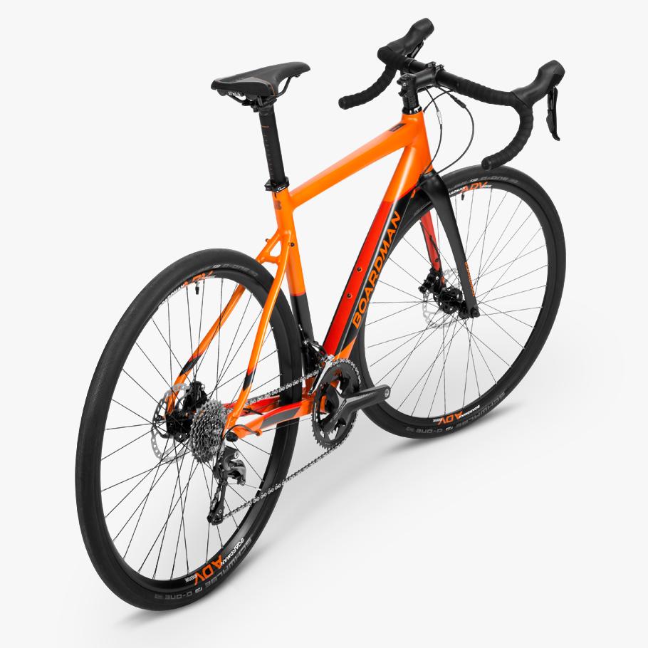 Boardman ADV 8.9 Adventure Bike - Oblique Angle Photo