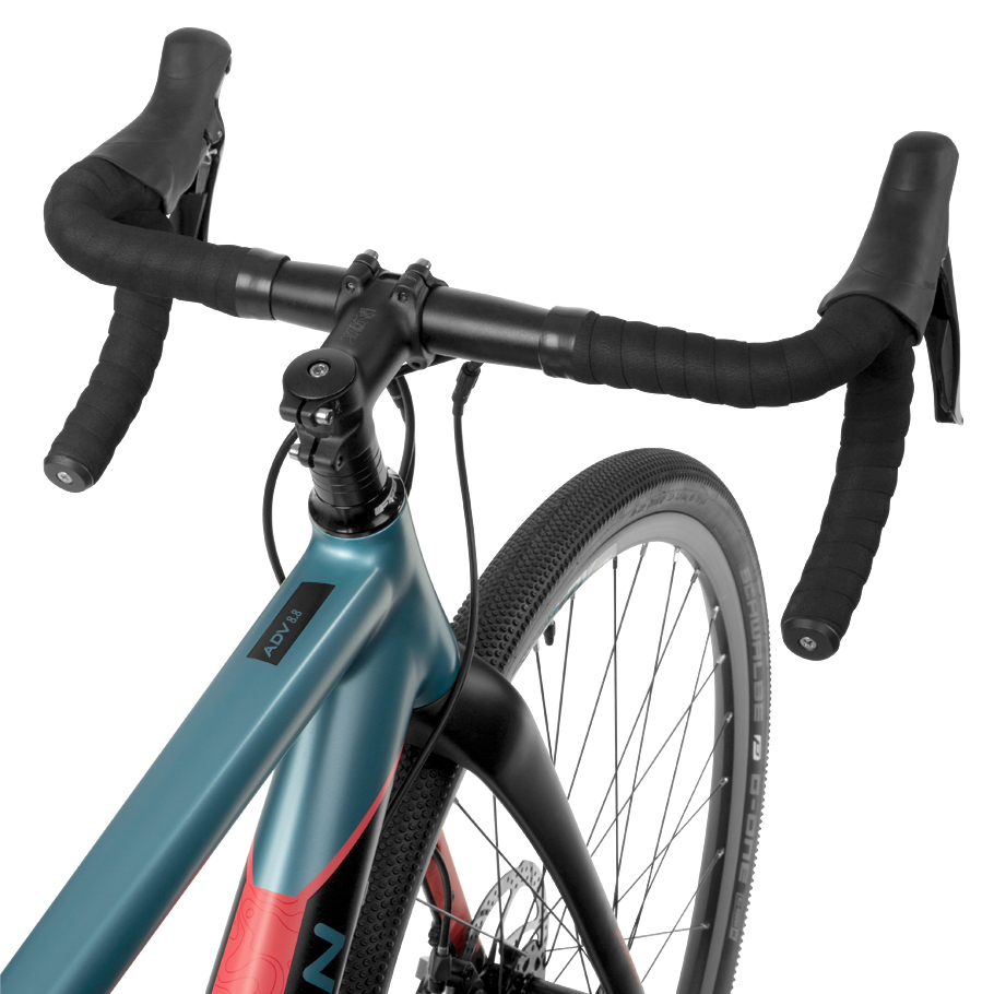 Boardman ADV 8.8 Women's Adventure Bike - Close-up of Handle