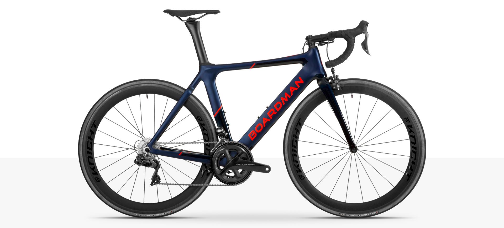 AIR 9 6 - Men's Aero Bike | Boardman Bikes