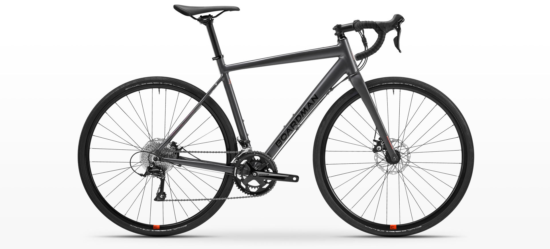 Boardman ADV 8.6 Gravel Adventure Bike Image