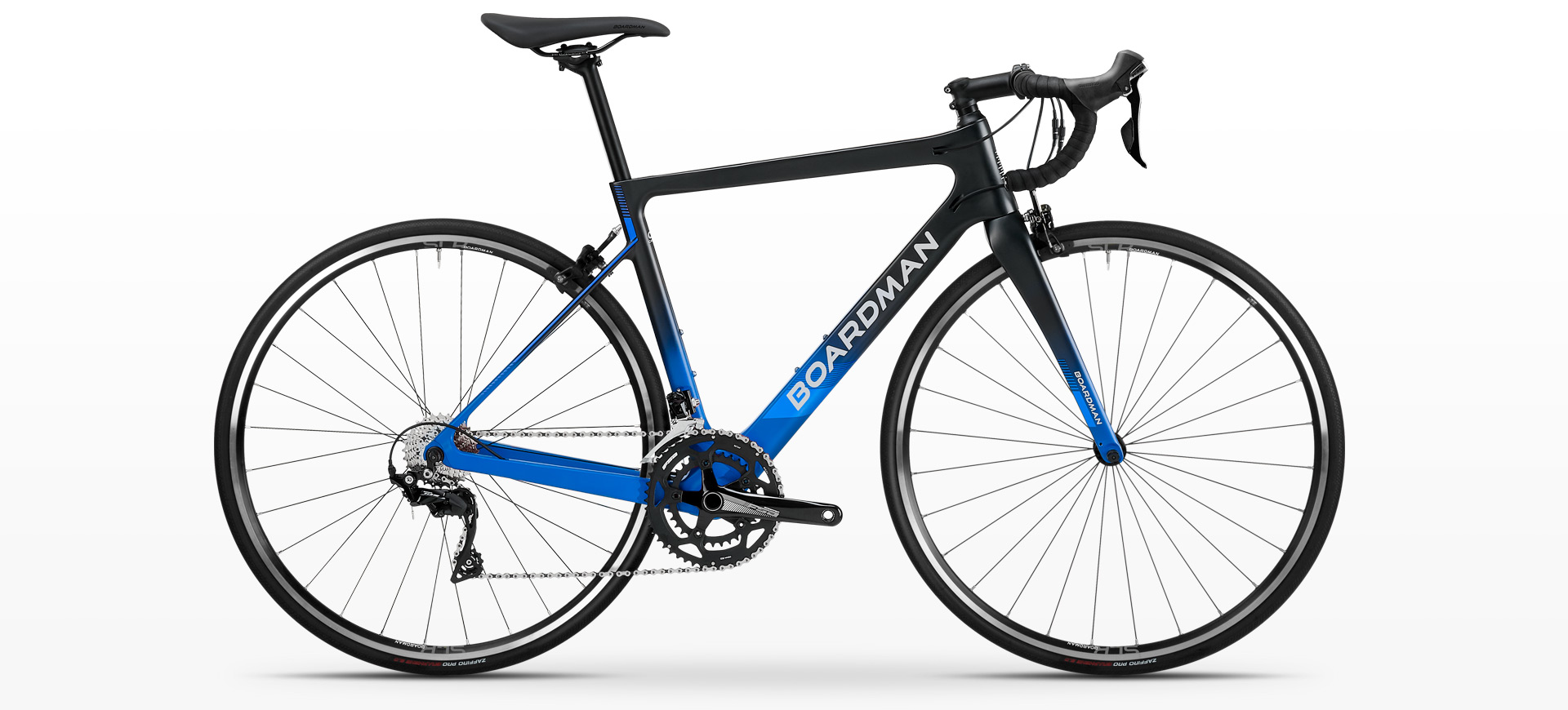 Boardman SLR 8.9 Carbon Road Bike in Blue Fade