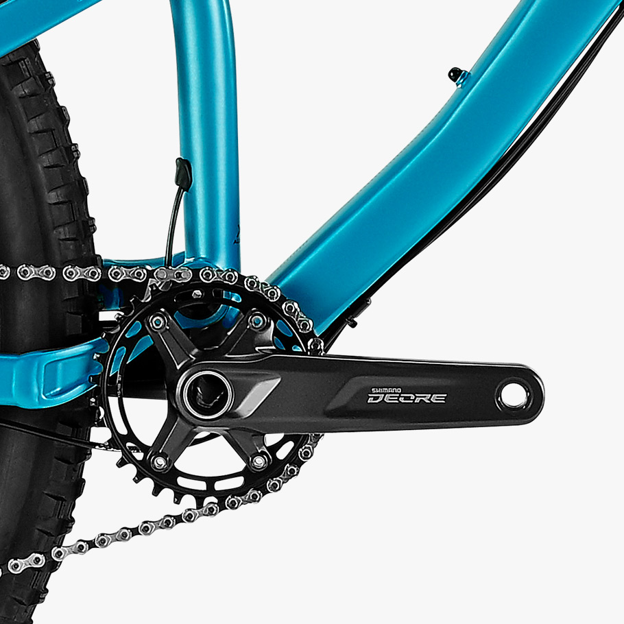 Boardman MTR 8.8 Womens Mountain Bike - Close-up of Groupset