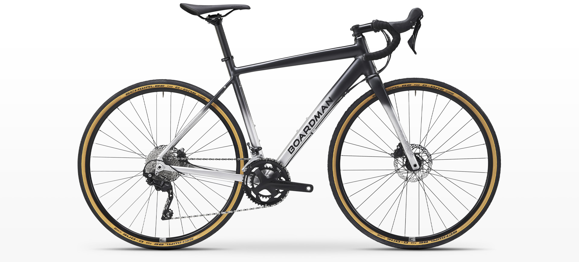Boardman ADV 8.9 Adventure GRX Gravel Bike Image